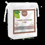 Acheter Gifrer Carré coton bio Sachet/150 à CLERMONT-FERRAND