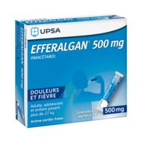 Efferalgan 500 mg Glé en sachet Sach/16 à CLERMONT-FERRAND