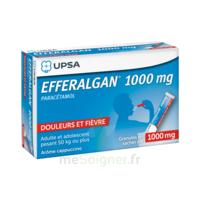 Efferalgan 1g Cappuccino granules 8 sachets à CLERMONT-FERRAND