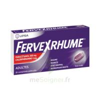FERVEXRHUME Comprimés pelliculés Plq/16 à CLERMONT-FERRAND