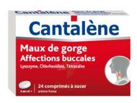 CANTALENE, comprimé à sucer à CLERMONT-FERRAND