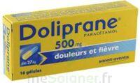 DOLIPRANE 500 mg Gélules B/16 à CLERMONT-FERRAND