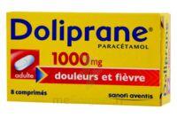 DOLIPRANE 1000 mg Comprimés Plq/8 à CLERMONT-FERRAND