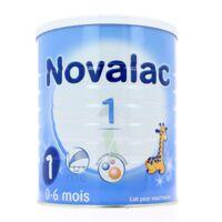 Novalac 1 Lait poudre 800g à CLERMONT-FERRAND