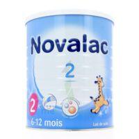 Novalac 2 Lait en poudre 800g à CLERMONT-FERRAND