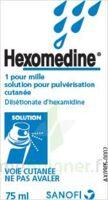 HEXOMEDINE 1 POUR MILLE, solution pour pulvérisation cutanée en flacon pressurisé à CLERMONT-FERRAND