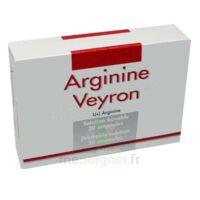 ARGININE VEYRON, solution buvable en ampoule à CLERMONT-FERRAND
