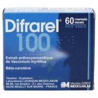 DIFRAREL 100 mg, comprimé enrobé 6Plq/10 à CLERMONT-FERRAND