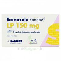 ECONAZOLE SANDOZ L.P. 150 mg, ovule à libération prolongée à CLERMONT-FERRAND