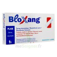 BLOXANG Eponge de gélatine stérile hémostatique B/5 à CLERMONT-FERRAND