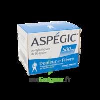 ASPEGIC 500 mg, poudre pour solution buvable en sachet-dose 20 à CLERMONT-FERRAND