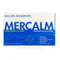 MERCALM, comprimé pelliculé sécable à CLERMONT-FERRAND