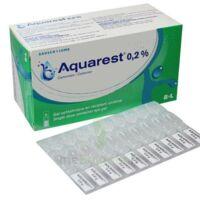 AQUAREST 0,2 %, gel opthalmique en récipient unidose à CLERMONT-FERRAND