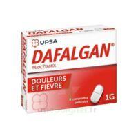 DAFALGAN 1000 mg Comprimés pelliculés Plq/8 à CLERMONT-FERRAND