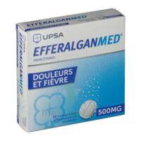 EFFERALGANMED 500 mg, comprimé effervescent sécable à CLERMONT-FERRAND