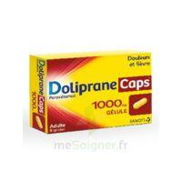 DOLIPRANECAPS 1000 mg Gélules Plq/8 à CLERMONT-FERRAND