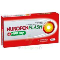 NUROFENFLASH 400 mg Comprimés pelliculés Plq/12 à CLERMONT-FERRAND