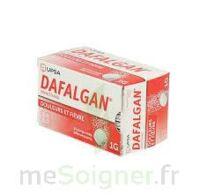 DAFALGAN 1000 mg Comprimés effervescents B/8 à CLERMONT-FERRAND