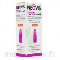 NEOVIS TOTAL MULTI S ophtalmique lubrifiante pour instillation oculaire Fl/15ml à CLERMONT-FERRAND