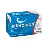 EFFERALGANMED 1 g Cpr eff T/8 à CLERMONT-FERRAND